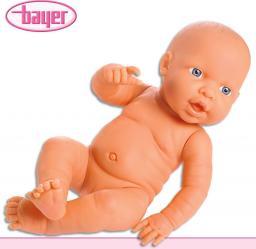 Bayer Lalka New Born Baby Girl Design 42cm