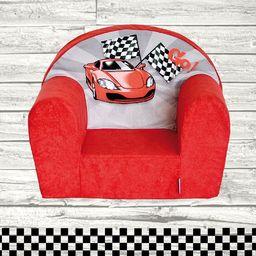 Galeriatrend Fotelik Dziecięcy Mini Racing Car