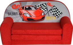 Galeriatrend Sofka Dziecięca Mini Kanapa Łóżko Racing Car