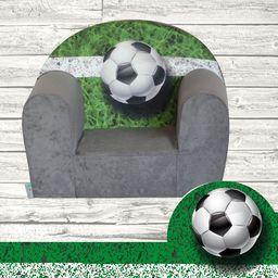 Galeriatrend Fotelik Dziecięcy Mini Football