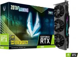 Karta graficzna Zotac GeForce RTX 3090 Trinity 24GB GDDR6X (ZT-A30900D-10P)