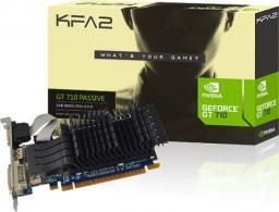 Karta graficzna KFA2 GeForce GT 710 2GB DDR3 (71GPF4HI00GK)