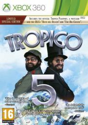 Tropico 5 Xbox 360 ENG  (4260089415799)