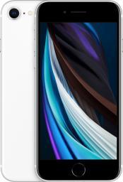Smartfon Apple iPhone SE 2020 256 GB Dual SIM Biały  (MHGX3ZD/A)