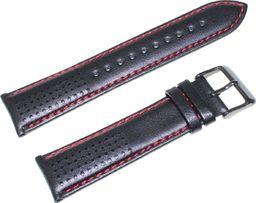 Lorus Skórzany pasek do zegarka 22 mm Lorus RHG122X uniwersalny