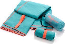 Meteor Ręcznik szybkoschnący S 42x55 cm turkusowy Meteor