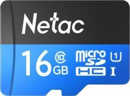 Karta Netac P500 Standard MicroSDHC 16 GB Class 10  (NT02P500STN-016G-S)