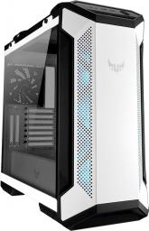 Obudowa Asus TUF Gaming GT501 RGB Biała (90DC0013-B49000)