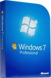 System operacyjny Microsoft Windows 7 Professional EN 32/64-bit (6PC-00020)