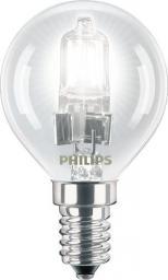 Philips Żarówka halogenowa E14, 18W, 204lm, 2800K, biała ciepła (83144300)