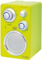 Radio Trevi RA 742 T, żółte