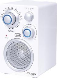 Radio Trevi RA 742 T, białe