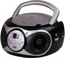 Radioodtwarzacz Trevi CD 512, czarny