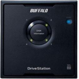 Serwer plików Buffalo DriveStation Quad HD-QH8TU3R5-EU