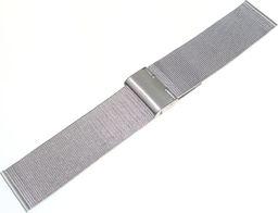 Tekla Bransoleta stalowa do zegarka 26 mm Tekla BC1.26 Silver uniwersalny