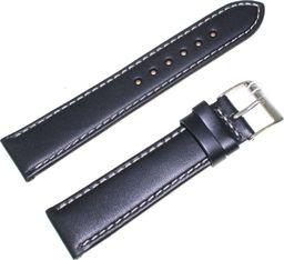 Tekla Skórzany pasek do zegarka Tekla 20 mm W11.20 uniwersalny