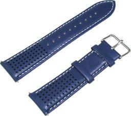 Lorus Skórzany pasek do zegarka 22 mm Lorus RHG121X uniwersalny