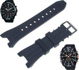 Lorus Gumowy pasek do zegarka Lorus 26 mm RW615AX9 uniwersalny