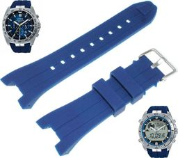 Lorus Gumowy pasek do zegarka Lorus 26 mm RW631AX9 uniwersalny