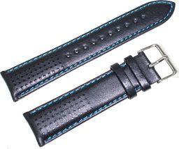 Lorus Skórzany pasek do zegarka 22 mm Lorus RHG070X uniwersalny