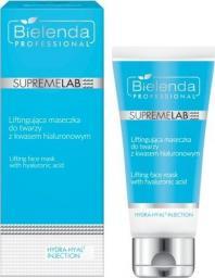 Bielenda SupremeLab Hydra-Hyal2 Injection liftingująca maseczka do twarzy z kwasem hialuronowym 70ml