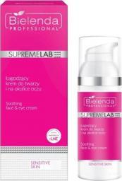 Bielenda SupremeLab Sensitive Skin łagodzący krem do twarzy i na okolice oczu 50ml