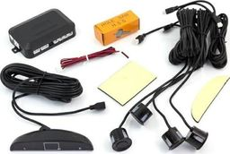 CGAuto AG22 CZUJNIK PARKOWANIA 4-PUNKTOWY LCD + AUDIO uniwersalny