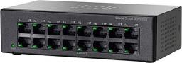 Switch Cisco SF110D, 16x 10/100, Desktop Switch (SF110D-16-EU)