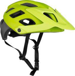 Spokey Kask rowerowy SINGLETRAIL zielony (58-61)