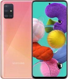 Smartfon Samsung Galaxy A51 128 GB Dual SIM Niebieski