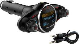 Transmiter FM CGAuto OG45 TRANSMITER 8w1 FM BLUETOOTH 4.0 MP3 USB LCD uniwersalny