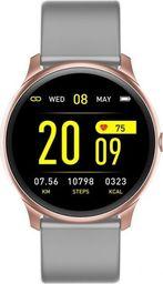 Smartwatch Gino Rossi SW010-8 Szary  (80846)