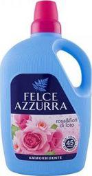 Płyn do płukania Felce Azzurra Felce Azzurra Płyn do płukania Rose&Lotus flower 3L uniwersalny