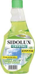 Sidolux Sidolux Płyn do mycia szyb Crystal Lemon ZAPAS 500ml uniwersalny