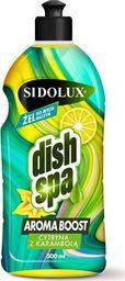 Sidolux Sidolux Dish Żel do mycia naczyń Cytryna&karambola 500ml uniwersalny