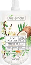 Bielenda Bielenda Eco Nature peeling do ciała oczyszczający Mleczko waniliowe + Mleczko kokosowe + kwiat pomarańczy 100g uniwersalny