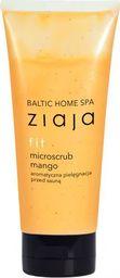 Ziaja Ziaja Baltic Home Spa Microscrub przed sauną 190ml uniwersalny