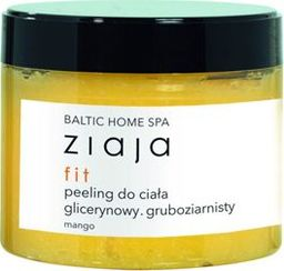 Ziaja Ziaja Baltic Home Spa Peeling do ciała glicerynowy gruboziarnisty 300ml uniwersalny