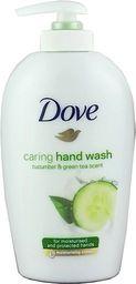 Dove  Mydło w płynie Dove Cucumber&Green Tea 250ml uniwersalny
