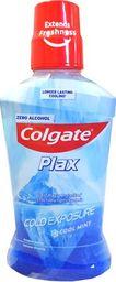 Colgate Colgate Płyn do płukania ust Cool Mint Cold exposure 500ml uniwersalny