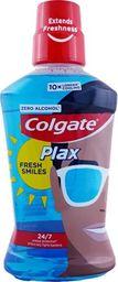 Colgate Colgate Płyn do płukania ust Fresh smiles 500ml uniwersalny