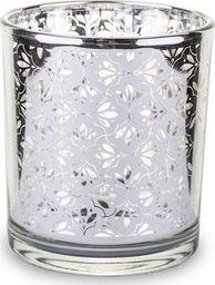 Pigmejka Świecznik Lampion transparentny szkło h8 cm uniwersalny