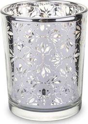 Pigmejka Świecznik Lampion transparentny szkło h7 cm uniwersalny