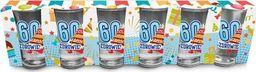 BGtech Zestaw 6 kieliszków 35ml - 60 Zdrowie uniwersalny
