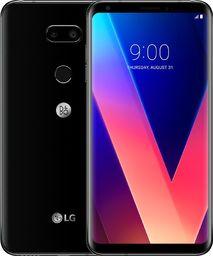 Smartfon LG V30+ 128 GB Czarny  (1735-uniw)