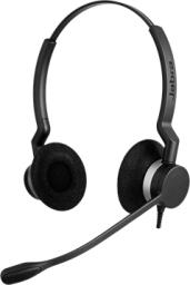 Słuchawki z mikrofonem Jabra BIZ 2300 Duo Balanced (2309-825-109)