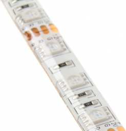 Aqua Computer Taśma LED RGB, IP65, Biały, 25cm (53197)