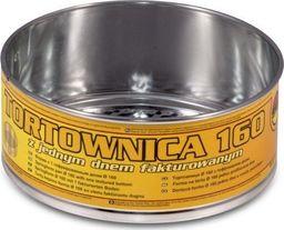 SNB Tortownica Okrągłym z Jednym Dnem Fakturowana 16cm uniwersalny