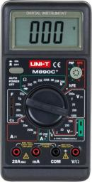 Uni-T M-890C, Miernik uniwersalny