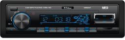 Radio samochodowe Dibeisi DBS007, czarne